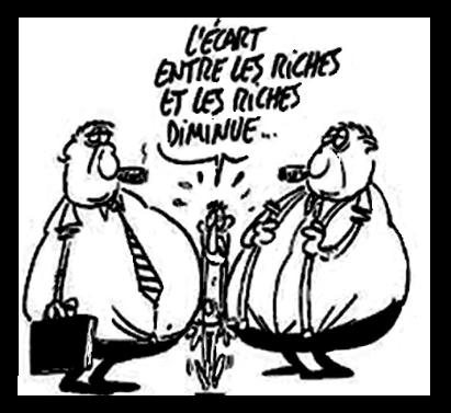 ecart richesse